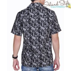 Mens Pineapple Shirt