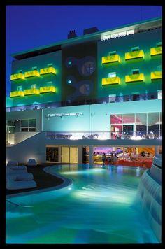 Hotel Semiramis - Karim Rashid