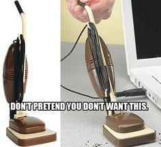 vacuum cleaners, desktops, stuff, funni, gadget