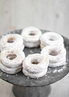 Powdered Doughnut Recipe