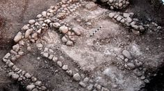 """10,000-year-old house unearthed in Israel  Live Science: At a road construction site in Israel, archaeologists say they've found some stunning finds, including stone axes, a """"cultic"""" temple and traces of a 10,000-year-old house.  The excavation took place at Eshtaol, located about 15 miles west of Jerusalem, in preparation of the widening of an Israeli road. histori, temples, 10000 year, ancient, 10000yearold hous, dates, old houses, israel, archaeolog"""