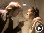 Deleted Star Wars scene