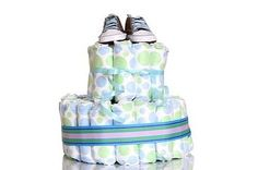 How to Make Towel Cakes