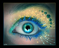 peacock feathers, body parts, eye colors, blue, makeup, bright eyes, beauti, green eyes, eye art