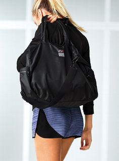 Victoria's Secret Sport - Hobo Gym Bag #VictoriasSecret