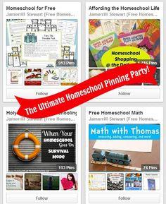 homeschool pinterest