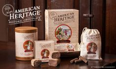 Love Chocolate? Find Recipes, History and More with American Heritage Chocolate! #chocolatehistory americanheritagechocolate.com
