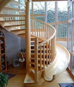 These are the stairs I want!!!