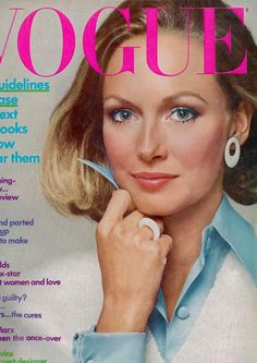 Karen Graham Vogue 1972