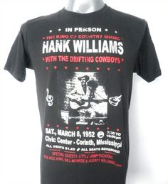 vintage country music shirt