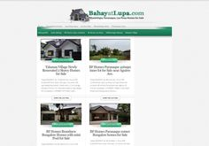 Homes for sale in BF Homes Paranaque City Philippines. Brandnew Zen Inspired, Bungalow Type House, Renovated and Well maintained by the owner. To view house listing pls click http://bahayatlupa.com/category/bf-homes-paranaque