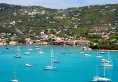 St. Thomas U.S. Virgin Islands.