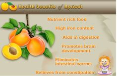 TOUCH this image: #Health_Benefits_of_Apricots #Healthy_eating_tips by @DietKart - Online Luxurious Shopping Mall India