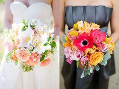 fresh-colorful-bouquets idea, flower bouquets, secret futur, bride bouquets, flower decor, little flowers