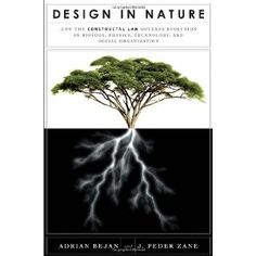 Design in Nature: How the Constructal Law Governs Evolution in Biology, Physics, Technology, and Social Organization (Hardcover)  Click To Order-->http://sales.qrmarkers.me/pagereal/0385534612