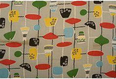 1950s Cool Curtain Panel on OneKingsLane.com