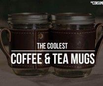 15 Coolest Coffee and Tea Mugs