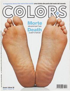 Colors Magazine - Death