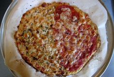 Dukan pizza II. I have to give a special thanks to dukanitout.com for all of these wonderful recipes!