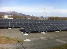 Japan's Futaba Industry Co has created completely new mega solar frames