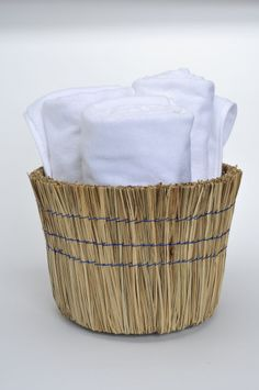 Clara Lindsten Sweep Basket from @CoastalLiving Photograph by Ted Tucker