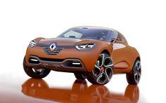 Captur Concept - Renault