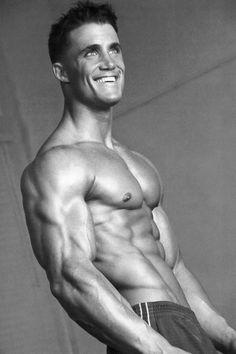 Male Fitness - Greg Plitt