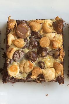 Layer Brownies | Bake or Break --- I've made dozens and dozens of brownies, and these are by far the most popular.