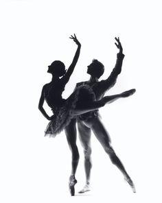 Paloma Herrera and Angel Corella