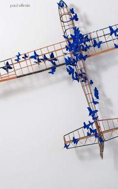 ... Paul Villinski's pieces of art (II)