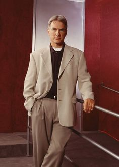 Mark Harmon as L.J.Gibbs