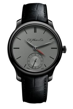 H. Moser & Cie. - Endeavour Dual Time Special Edition Hong Kong