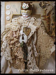 restyl reworkit, medium muse, dress form, alter art, mix medium