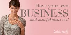 Have your own Business and look fabulous too!