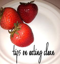 Real College Student of Atlanta: Eating clean for rookies {part 1}- start out eating clean for just 1 meal a day and work your way up