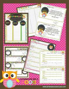 teachers keep organized and prepared for conferences great resources to keep you organized