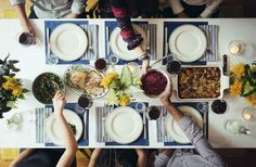 Thanksgiving 2012 Dinner Party Menu / Image via: TastingTable  CLICK THE IMAGE FOR MORE!!!