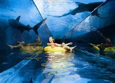 Underwater hotel in Fiji!