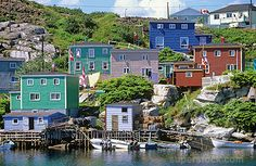St John's Newfoundland Canada    One of my favorite trips, backpacking on my own. Newfoundland is incomparable to anywhere else in the world. You just have to see it to believe it.