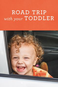 Having children shouldn't stop you from living your life. Here are some tips for long car rides with a toddler.