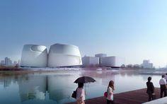 The National Art Museum  (Beijing, China) ♥