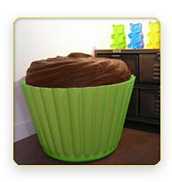 cup cake seat!!!!