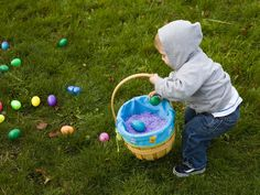 Testimony Egg Hunt - rather than candy inside, place brief testimonies of extended family members and read them together during Easter dinner.