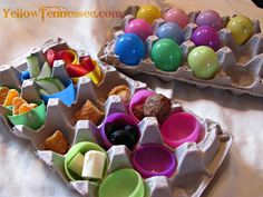 Easter Egg Lunch #cute #lunch #kids #school #easter #holiday #celebrate #eggs