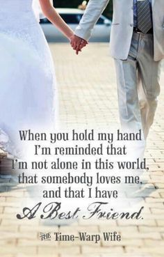 Love my husband!
