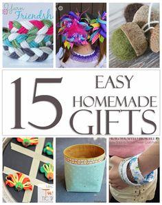15 Easy Homemade Gif