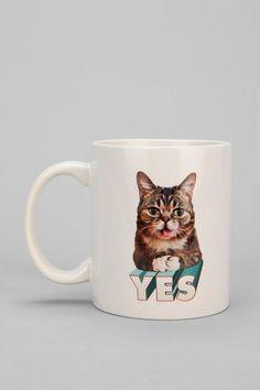 Lil Bub Mug