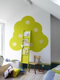 DECOR  DIY Wall Color Inspiration