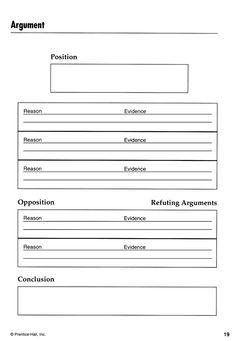 persuasive essay paper
