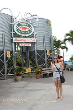#27- Tour 5 Breweries: 4. Kona Brewing Company, Kona, Hawaii, June 2011